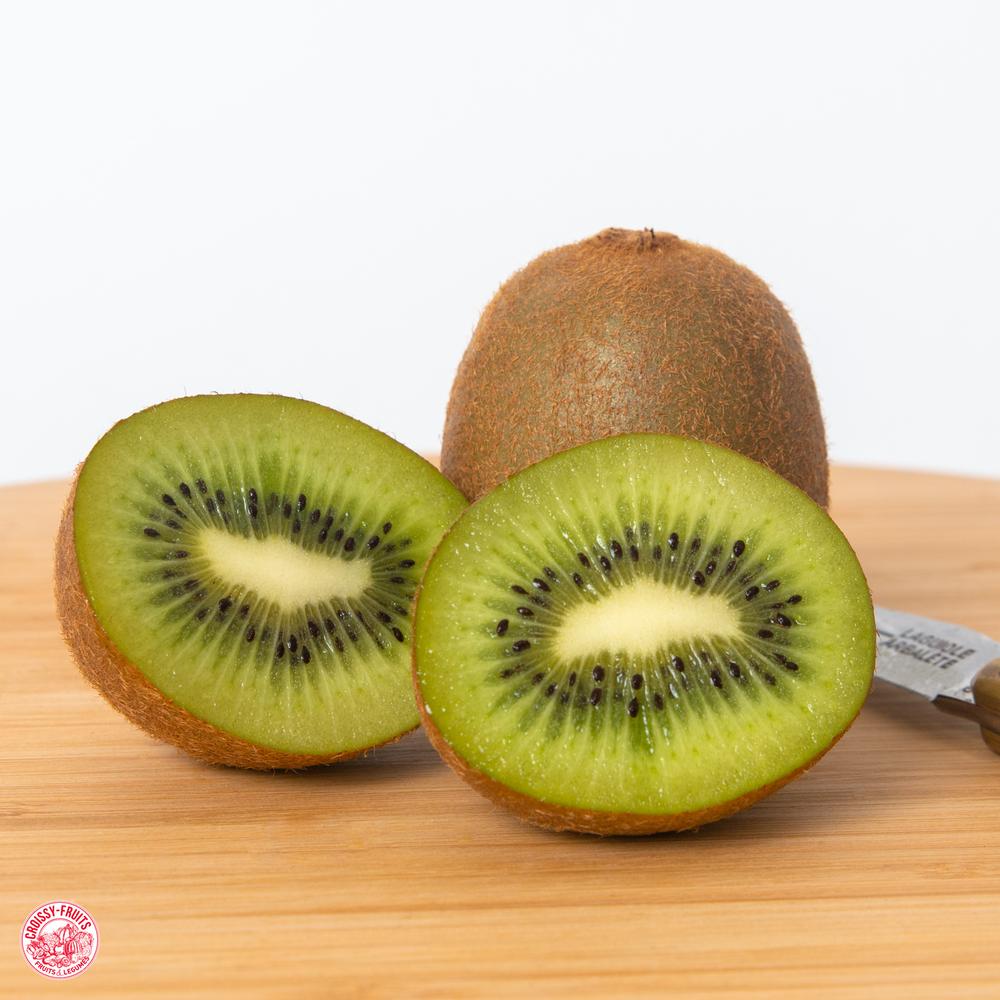Kiwi vert de Nouvelle Zélande