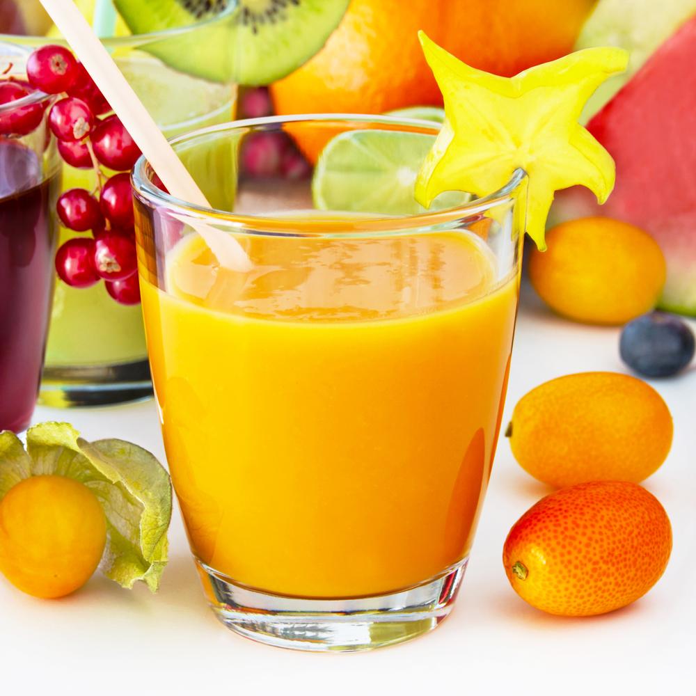 Pur jus multifruits 100% FR (1litre)
