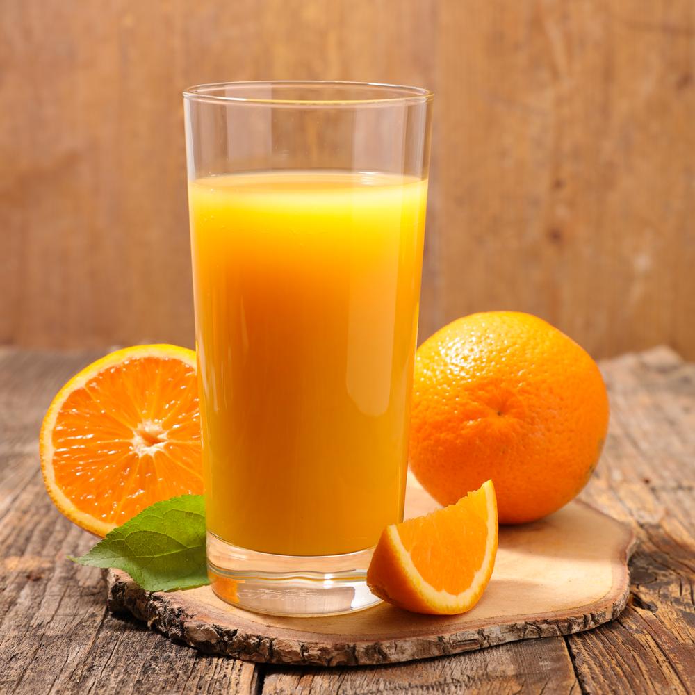 Pur jus d'orange 100% FR (1 litre)