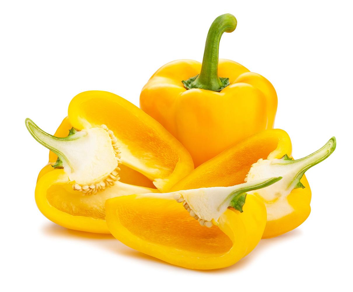 Poivron jaune de Belgique