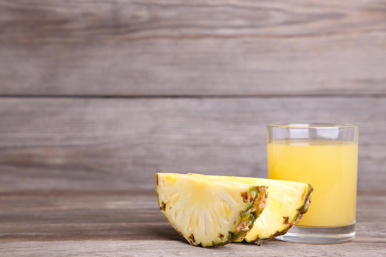 Pur jus d'ananas FR (1 litre)
